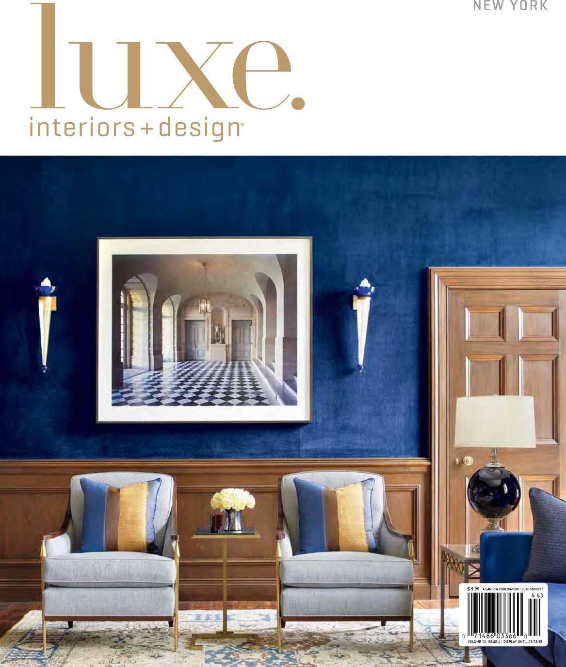 Luxe Magazine u201c Fogarty Finger Luxe