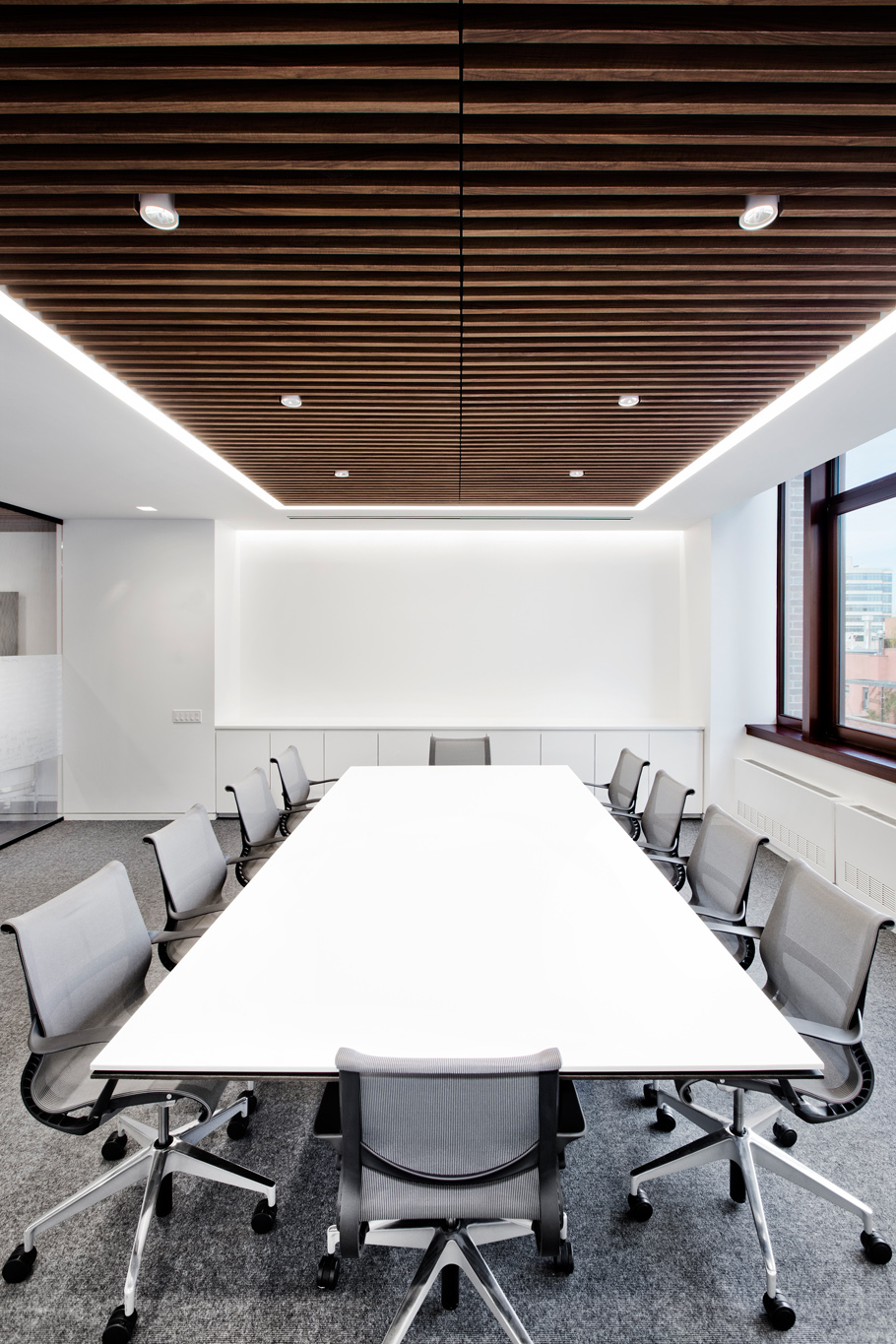 Fogarty finger hap capital for Meeting room interior design ideas